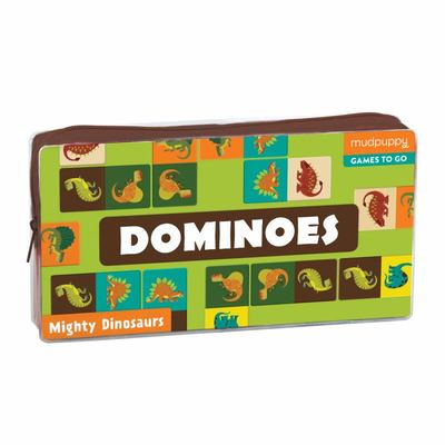 Mighty Dinosaurs Dominoes