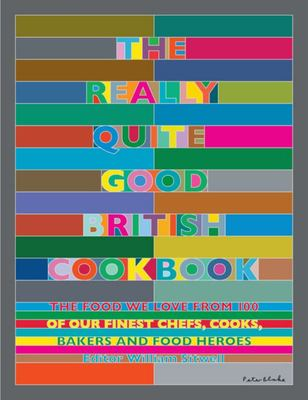 Really Quite Good British Cookbook