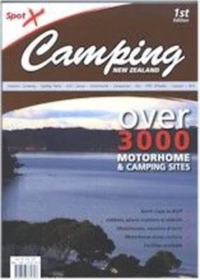 Spot X Camping New Zealand