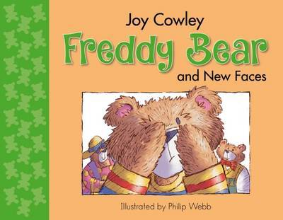 Freddy Bear and New Faces (Board)