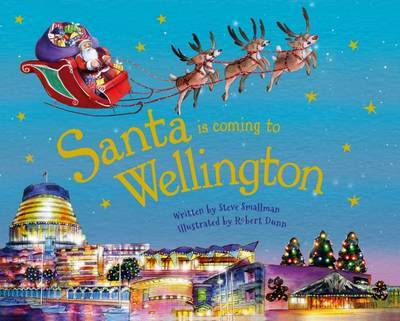 Santa is Coming to Wellington