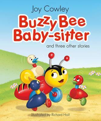 Buzzy Bee Baby-Sitter: And Three Other Stories