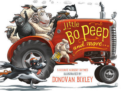 Little Bo Peep and More: Favourite Nursery Rhymes