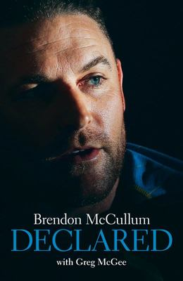 Brendon McCullum: Declared