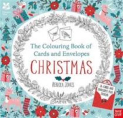 Christmas: The Colouring Book of Cards and Envelopes (National Trust)