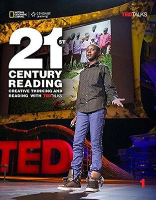 21st Century Reading with TED Talks Level 1 Student Book