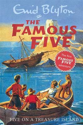 Famous Five on a Treasure Island - Gift Edition