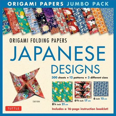 Origami Papers Japanese Designs