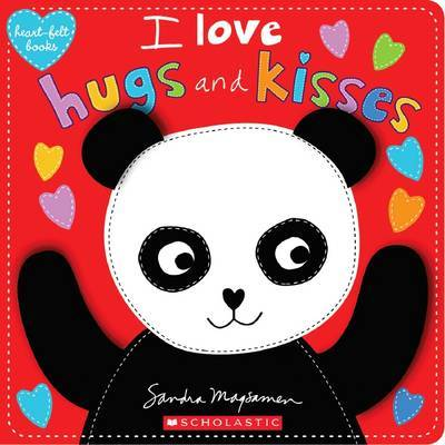 Heart Felt Books: I Love Hugs and Kisses