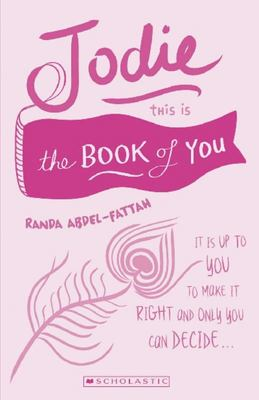 Jodie (This Is The Book of You #1)