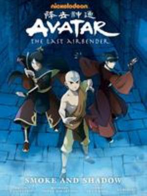 Smoke and Shadow (Avatar: The Last Airbender) Library Edition
