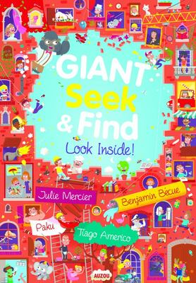 Giant Seek and Find : Look Inside!