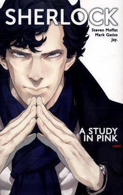A Study in Pink (Sherlock Manga)