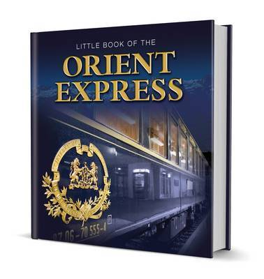 Little Book Orient Express