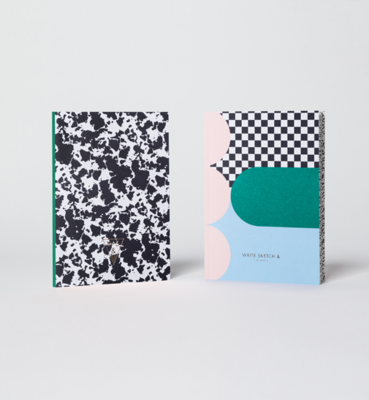 A5 Spot notebook 64 pages