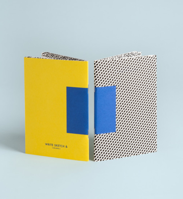 A6 Gear set of 2 pocket notebooks 40 pages