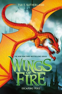 Escaping Peril (HB Wings of Fire #8)