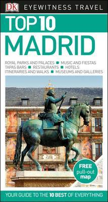 Madrid Top 10 - DK Eyewitness Travel Guide