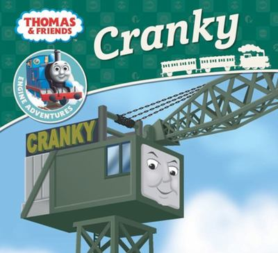 Cranky (Thomas Engine Adventures)