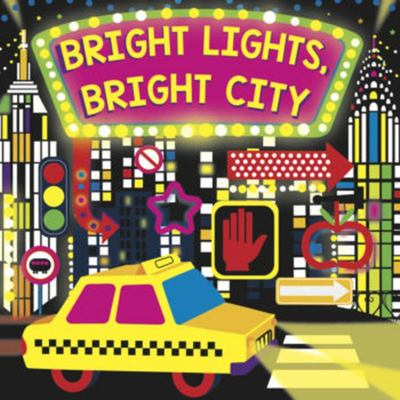 Bright Lights Bright City Fluro Board Book