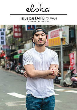 Elska Magazine Issue 05 Taipei, Taiwan
