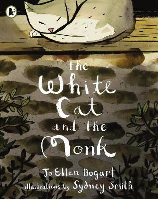 The White Cat and the Monk (PB)