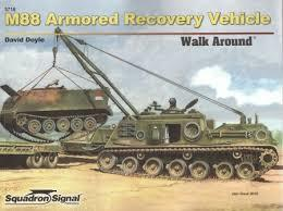 M88 Armored Recovery Vehicle