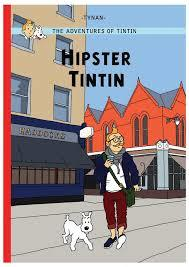 Card Set – Imagined TinTin