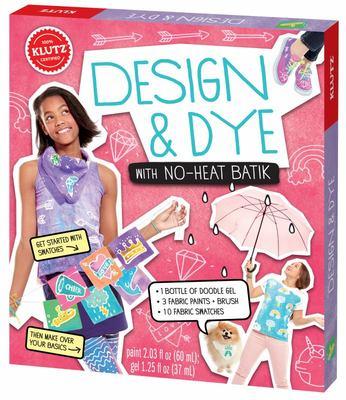 Design & Dye (Klutz)
