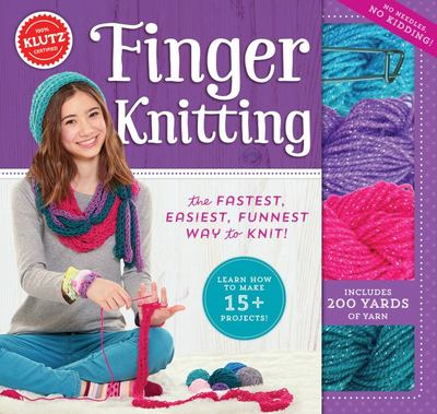 Finger Knitting (Klutz)