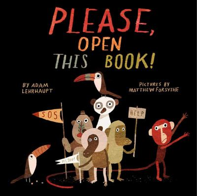 Please! Open This Book!