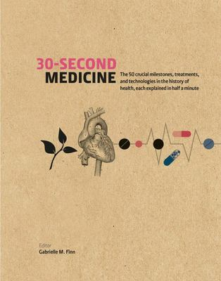 30-Second Medicine: The 50 Crucial Milestones, Treatments and Technologies in the History of Health, Each Explained in Half a Minute