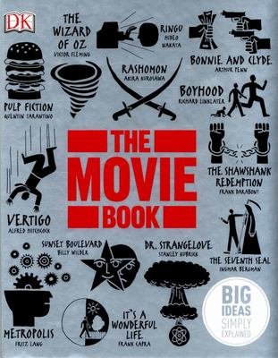 The Movie Book (Big Ideas Simply Explained )