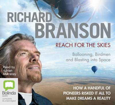 Reach For the Skies    Audio
