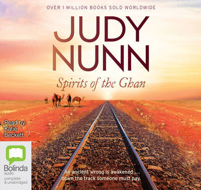 Spirits of the Ghan audio cd