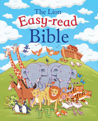 The Lion Easy-Read Bible