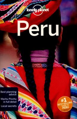 Peru 9 : Lonely Planet