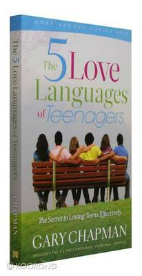 5 Five Love Languages Of Teenagers
