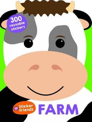 Sticker Friends Farm