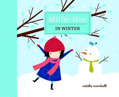 Millie Mae in Winter
