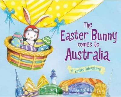 The Easter Bunny Comes to Australia (Easter Stock)