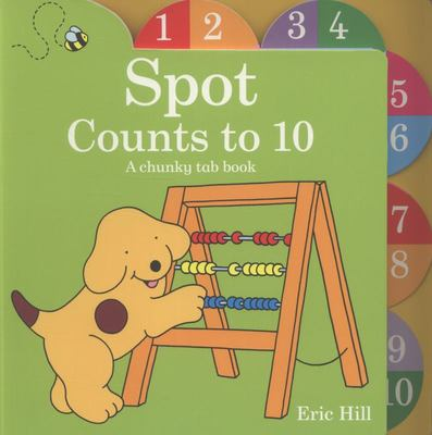Spot Counts to 10 (Board)