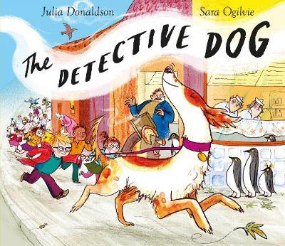 The Detective Dog (HB)