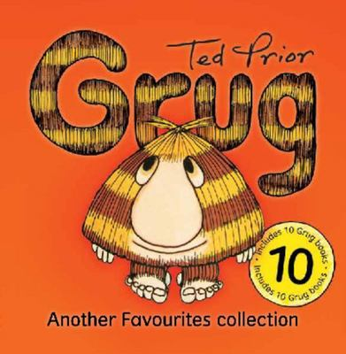 Grug Another Favourites Collection Slipcase (#2 Orange)