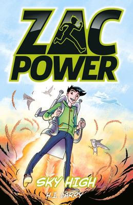 Sky High (Zac Power #13)