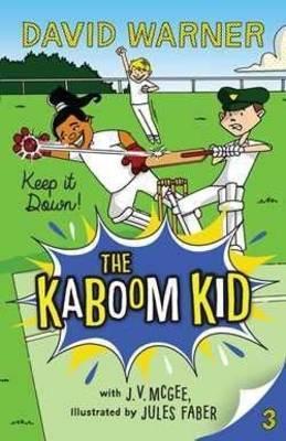 Keep it Down (Kaboom Kid #3)