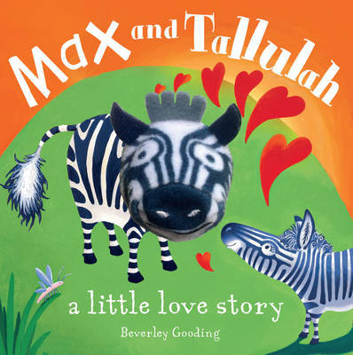 Max and Tallulah (Finger Puppet Book)