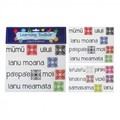 Colours in Samoan (Magnetic Learning Resources)