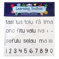 Numbers in Samoan (Magnetic Learning Resources)