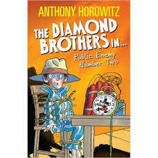 Public Enemy Number Two (Diamond Brothers #2 )